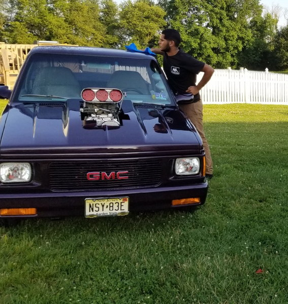 88' Chevrolet s10 pick up  for Sale $25,000