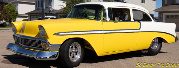 1956 Chevrolet Bel Air  for Sale $95,000
