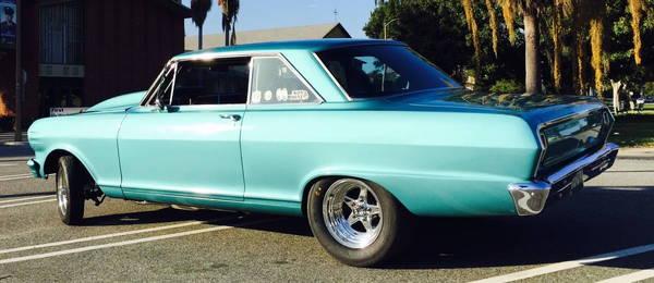 1963 Street or Strip Nova  for Sale $33,000