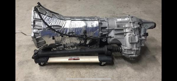 2018 10L80E 10-speed transmission 4x4