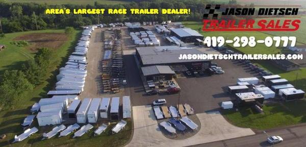 2020 Sundowner Sunlite 8.5x38 Car/Race Trailer #3910