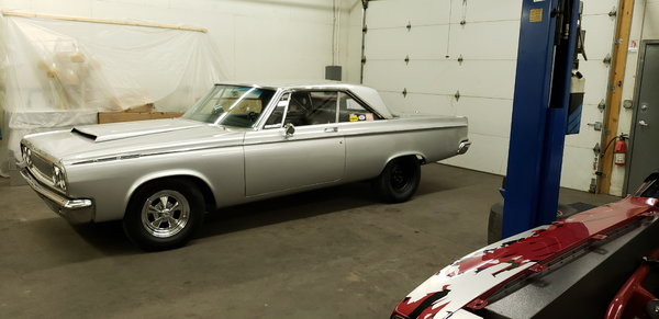 1965 Dodge Coronet  for Sale $35,000