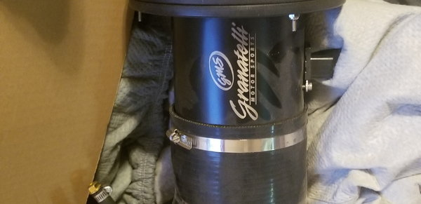 2017 mustang gt granatelli motorsports cold air Intake syste  for Sale $300