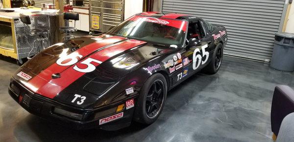 1995 C4 Corvette ST3 / TT Race Car  for Sale $14,900