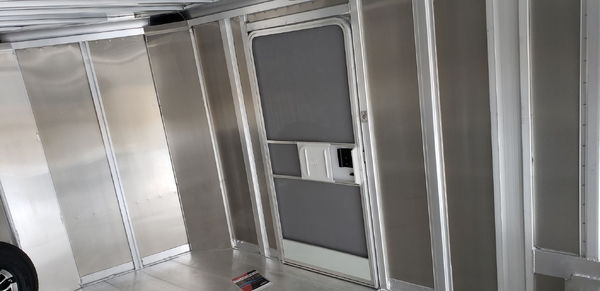 New 2019 22 Featherlite Model 4926 Enclosed Car Trailer  for Sale $19,400