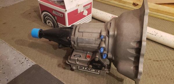 1.80 ati glide w/ptc convertor & wiles cf driveshaft