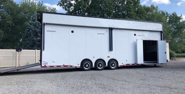 NEW 34' CONTINENTAL WITH DUAL DRAGSTER LIFT  for Sale $69,056