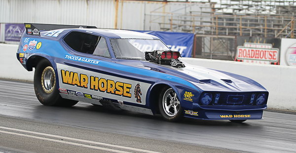 War Horse F/C Mustang for sale