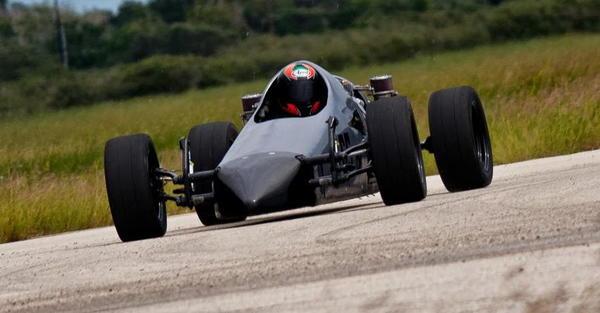 Formula Vee and Trailer