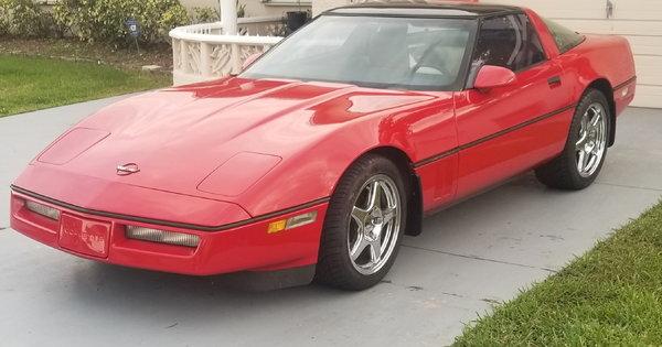 1987 Chevrolet Corvette  for Sale $7,500