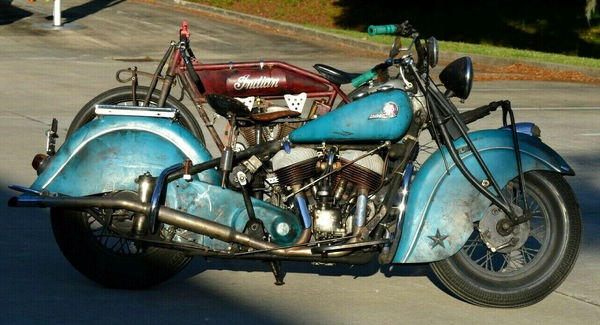 1945 INDIAN CHIEF  for Sale $18,000