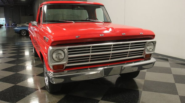 1969 Ford F-100  for Sale $23,995