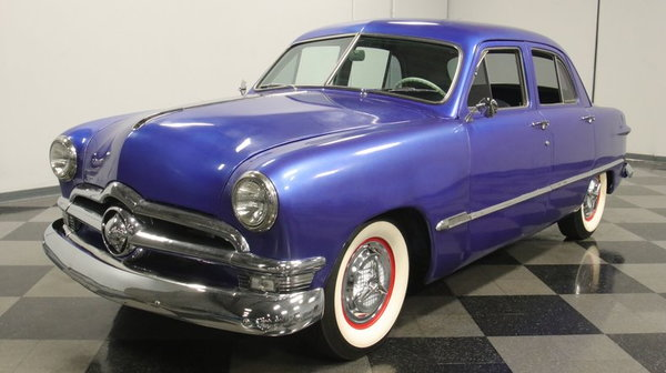 1950 Ford Custom Deluxe  for Sale $18,995