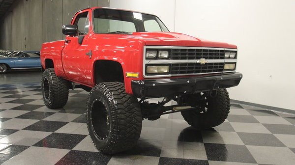 1987 Chevrolet R-10  for Sale $40,995