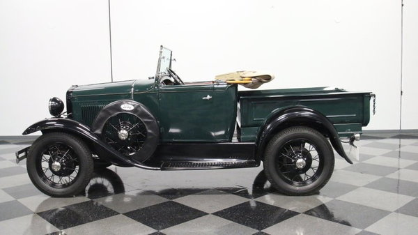 1931 Ford Model A Roadster Pickup  for Sale $29,995
