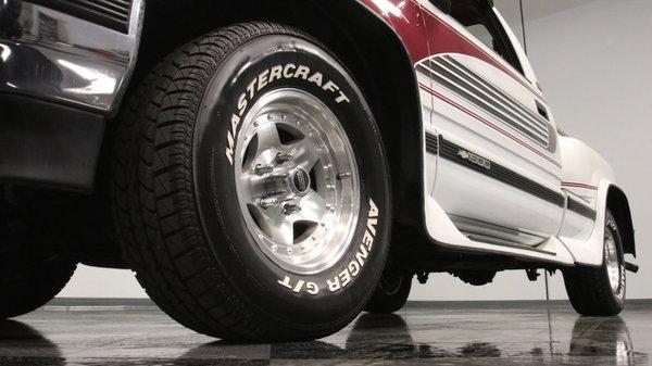 1993 Chevrolet Silverado Stepside  for Sale $15,995