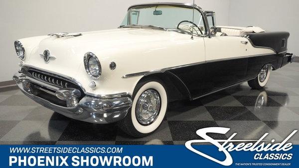 1955 Oldsmobile Super 88 Convertible  for Sale $87,995