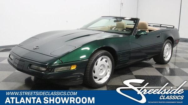 1992 Chevrolet Corvette Convertible  for Sale $16,995