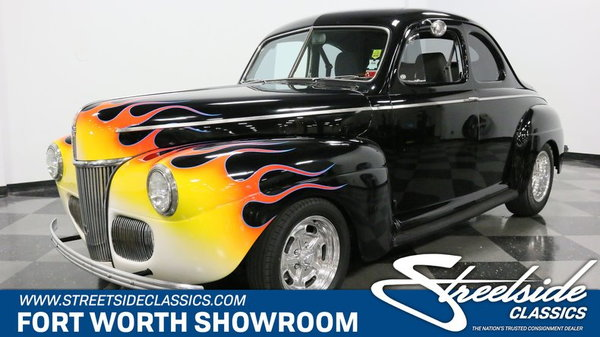 1941 Ford Coupe Deluxe For Sale In Fort Worth Tx Racingjunk