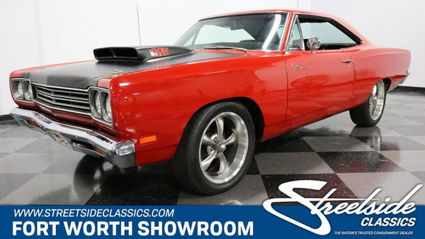 1969 Plymouth Road Runner  for Sale $52,995