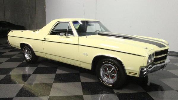1970 Chevrolet El Camino  for Sale $20,995