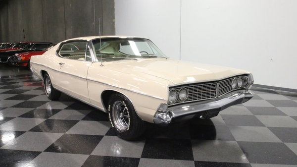 1968 Ford Galaxie 500 Fastback  for Sale $22,995