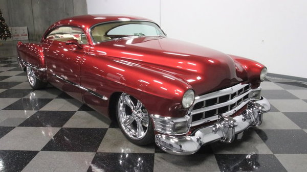 1949 Cadillac Series 62 Restomod  for Sale $122,995