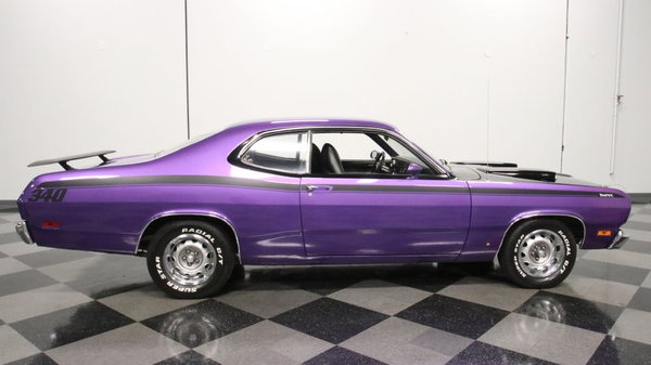 1971 Plymouth Duster 340  for Sale $33,995