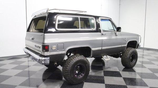1986 Chevrolet K5 Blazer  for Sale $24,995
