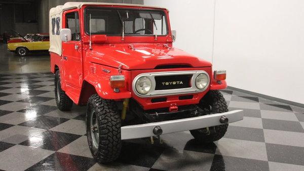 1979 Toyota Land Cruiser FJ43  for Sale $39,995