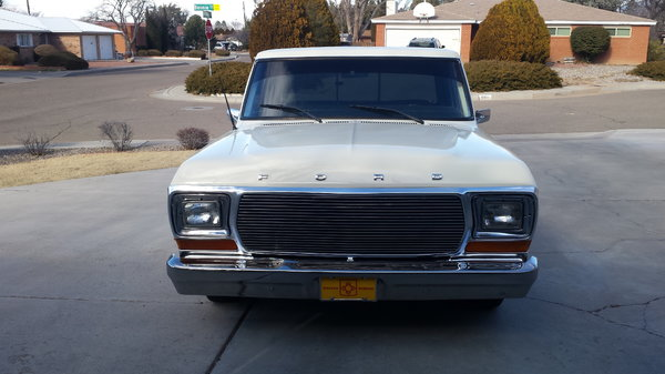 1979 Ford F-100  for Sale $15,400