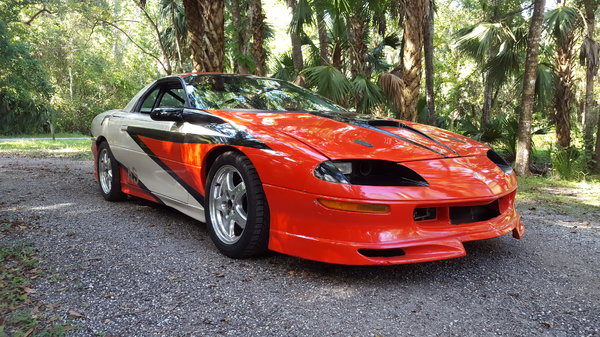 Camaro SCCA Road Race Car  for Sale $13,500