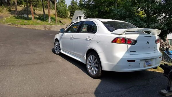 2010 Mitsubishi Lancer  for Sale $4,950