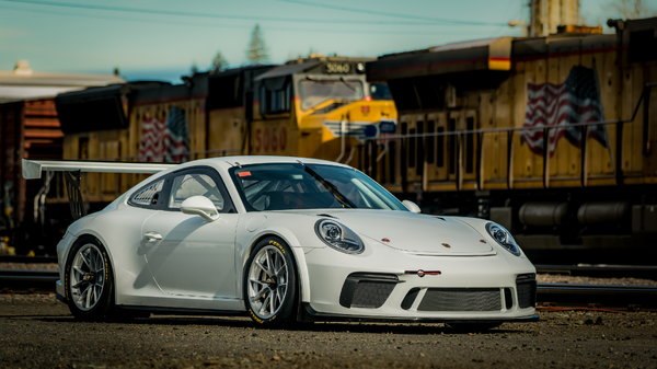 2018 Porsche GT3 Cup Car  for Sale $265,000