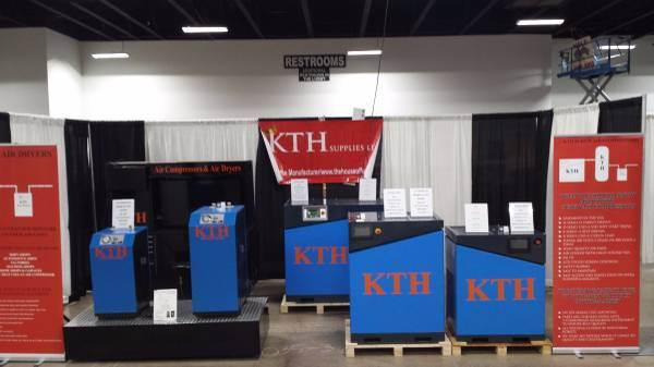KTH-20B Screw Air Compressor, 20Hp, 71 CFM, 145psi ON SALE  for Sale $5,900