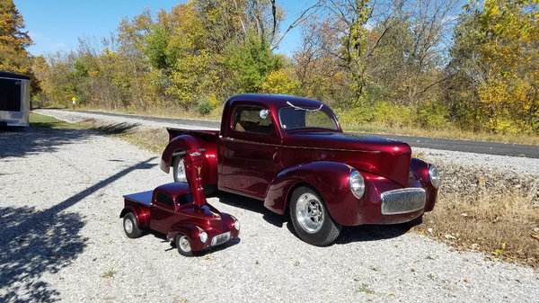 1941 Willys Deluxe  for Sale $52,500