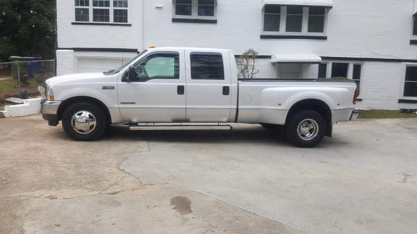 2002 Ford F350 LARIAT 7.3L  for Sale $20,000