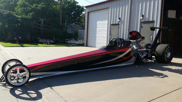American 245 Dragster  for Sale $55,000