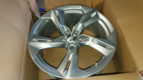 """20"""" Camaro Wheels complete set with TPS  for Sale $850"""