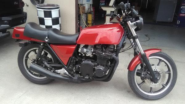 1980 Kawasaki KZ1000 Shaft drive  for Sale $2,950