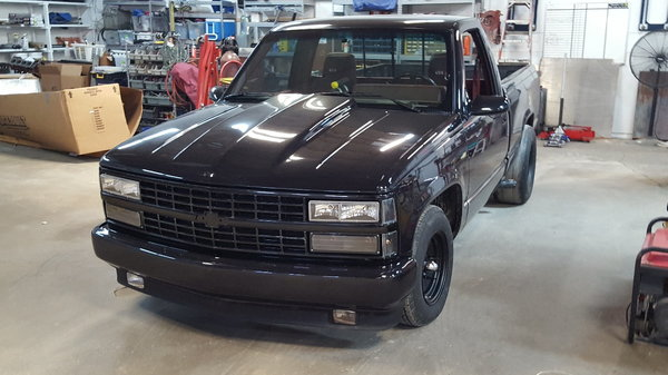 454 SS Truck  for Sale $14,000