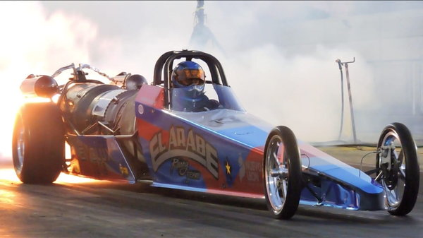 """Jet Dragster """"The Majestic""""  for Sale $69,500"""