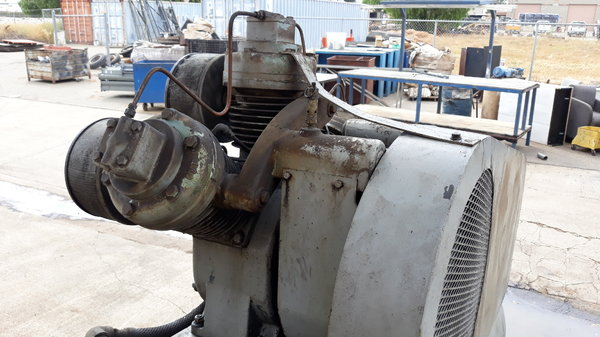 Ingersall Rand type 30 10t 200 psi air compressor  for Sale $800
