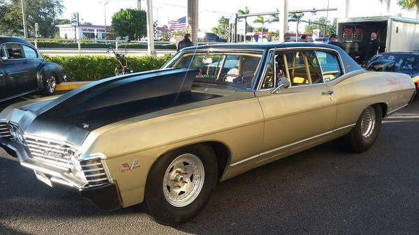 1967 Caprice Roller  for Sale $10,000