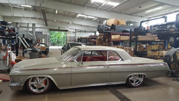 1962 impala  for Sale $48,000