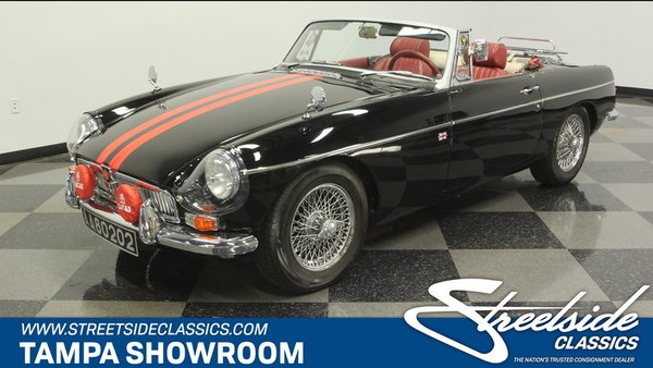 1966 MG MGB  for Sale $23,995