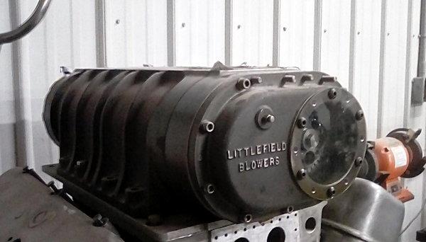 Littlefield 14-71 Hi Helix retro  for Sale $3,000