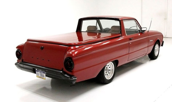 1962 Ford Ranchero  for Sale $11,500
