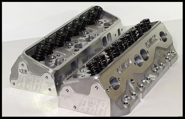 AFR CHEVY SBC ELIMINATOR HEADS 220cc 65cc FULLY BUILT 1065HR  for Sale $1,825