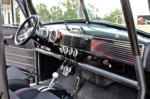 1953 Chevrolet 3100 Custom Pro-Street Built